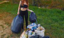 Amiche per la zampa in azione: via alla pulizia dell'Oglio