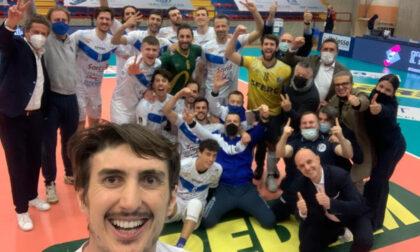 Impresa Atlantide: elimina Bergamo e vola in semifinale play-off