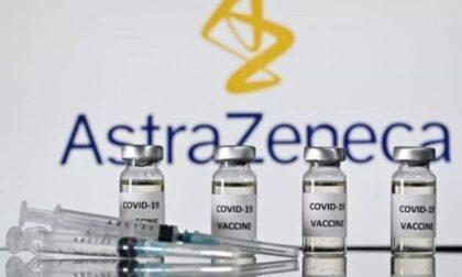 Arrivano le forniture: riprendono le somministrazioni di AstraZeneca anche per le prime dosi