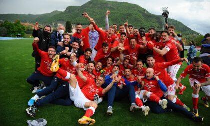 Sul campo del Salò, a festeggiare la Serie B è il Perugia