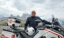 Frontale con una jeep al Lago d'Idro, muore motociclista sessantenne