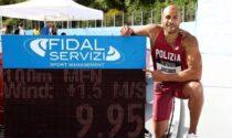 Il desenzanese Marcell Jacobs scrive la storia: record italiano nei 100 metri