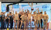 L'An Brescia è Campione d'Italia: storico scudetto per la pallanuoto
