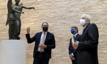 Una giornata storica per Brescia con il Capo dello Stato Sergio Mattarella