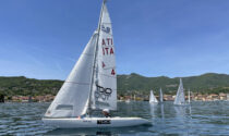 Antonio Squizzato domina la prima Regata Nazionale 2.4 mR