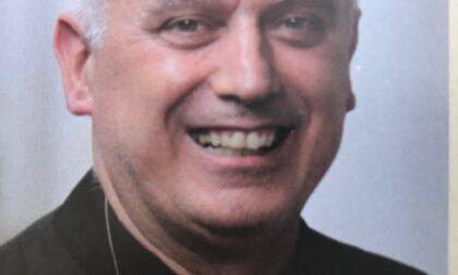 La salma di don Luigino Garosio nella casa dei Silenziosi Operai della Croce