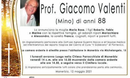 Addio a Giacomo Valenti, pioniere del Basket a Manerbio