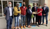Il ricordo di Roberta Orizio continua a vivere: consegnata la targa commemorativa