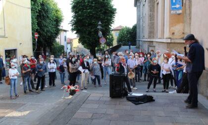 Rovato non dimentica le vittime della strage di piazza Loggia