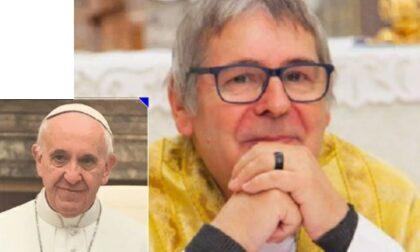 """Papa Francesco scrive a Don Gigi: """"Le manifesto devozione e stima"""""""