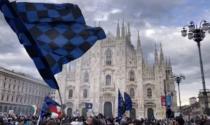 L'Inter vince lo scudetto, festeggiamenti anche nelle piazze bresciane