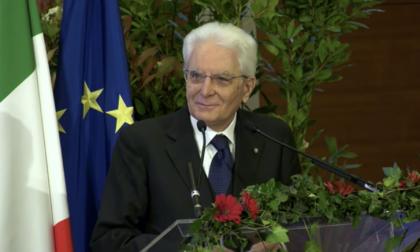 Mattarella inaugura l'Anno Accademico all'UniBs: «Andiamo verso una normalità più consapevole»