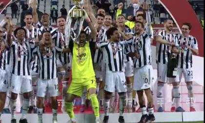 Il bresciano Andrea Pirlo vince la Coppa Italia con la Juventus