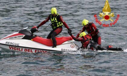 Vigili del Fuoco, settimana di formazione per il presidio nautico