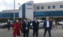 Il presidente di Regione Lombardia Attilio Fontana ospite della MTL