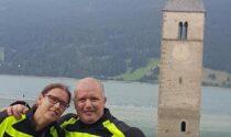 Terribile schianto in moto: morti padre e figlia