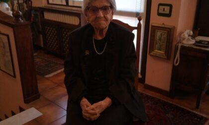 Ospitaletto festeggia una nuova centenaria: è Maria Buffoli