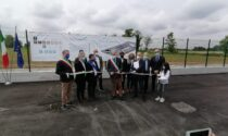 Dopo 40 anni di attesa è stato inaugurato a Offlaga il nuovo depuratore