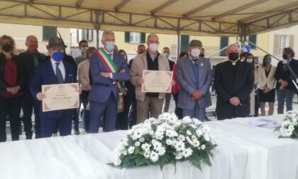 A Rovato officiate tre cerimonie per celebrare le eccellenze della città