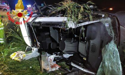 Grave incidente in A4, in ospedale una 31enne di Castegnato
