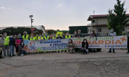 Fanghi tossici a Brescia, sit-in dei Comitati