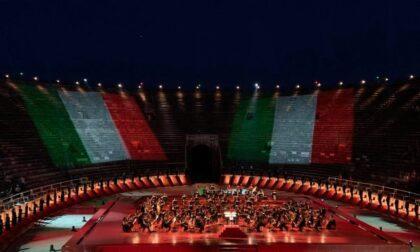 """L'Arena di Verona scelta per sperimentare gli spettacoli """"Covid free"""": si punta alla capienza massima"""