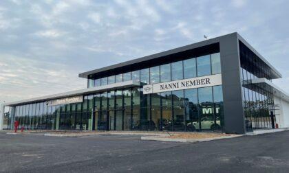 «Nanni Nember» presenta la nuova concessionaria Bmw e Mini di Desenzano