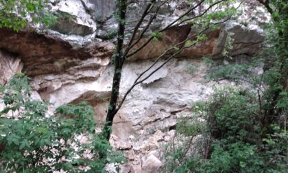 Frana a Toscolano Maderno, chiusa la Valle delle Camerate