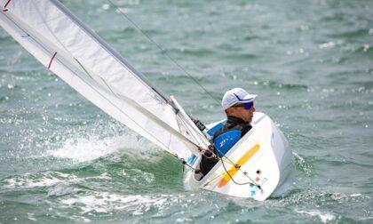 Para Sailing, la vela del parasport nel golfo di Salò