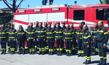I pompieri di Desenzano cercano volontari