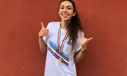 È bresciana la campionessa dei 400 metri Juniores