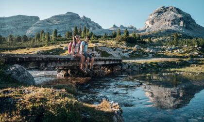 Due gioielli incastonati nel cuore delle Dolomiti