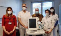 Un nuovo respiratore per l'Asst Franciacorta