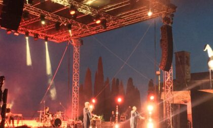 Coma_Cose, tutta la magia della serata al Vittoriale degli Italiani