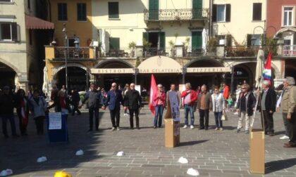 Garda Diritti in piazza per Patrick Zaki