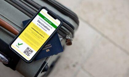 Anche a Brescia gli sms che avvisano chi è in possesso del green pass