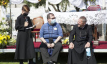 Quattro paesi della Bassa in festa per i sacerdoti