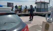Barca affondata sul Garda: il conducente era ubriaco, multa da 7mila euro