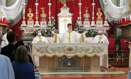 Celebrata la prima Messa di don Toninelli, ordinato ieri dal vescovo