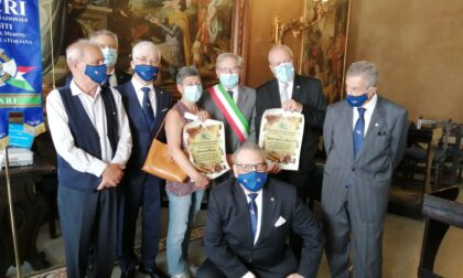 """Rotary e Ancri premiano gli """"eroi della pandemia"""""""