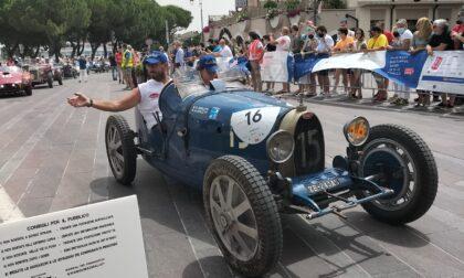 """Mille Miglia: la """"corsa più bella del mondo"""" tocca le sponde del Garda"""