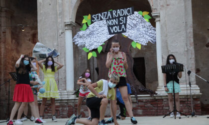 Pioggia di applausi per gli adolescenti gabianesi