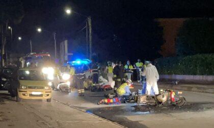 Tragico incidente tra auto e moto, perde la vita un 37enne