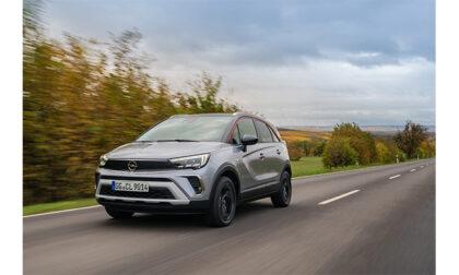 Opel Crossland da scoprire nella concessionaria Bonaventi di Orzinuovi