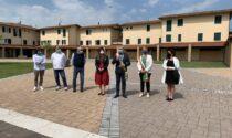 Inaugurata piazza Brescia a Pozzolengo