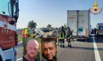 Adro, Corte Franca e Capriolo piangono quattro vittime dello schianto