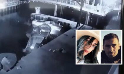 Ragazzi uccisi a Salò: il video del turista tedesco ubriaco che cade dal motoscafo