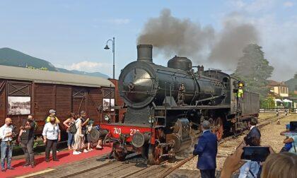 """Il """"Sebino Express"""" tornerà ad arrivare fino in riva al lago"""