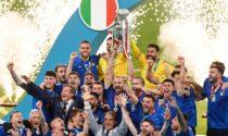 L'Italia ha vinto il Campionato Europeo di calcio