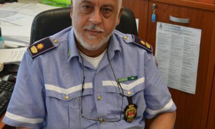 Va in pensione dopo 40 anni il comandante della Polizia Locale